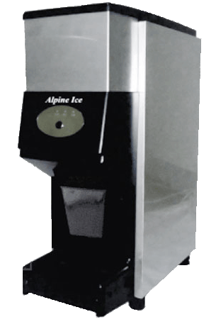 Alpine Ice Machine 8150