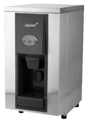 Alpine® Ice Machine 8250
