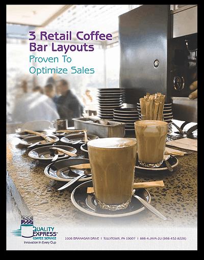 coffee service for deli