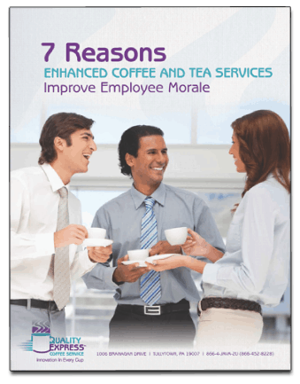 why office coffee service